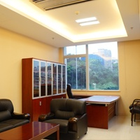 LED panel light in Xiamen Zhonghua subdistrict office