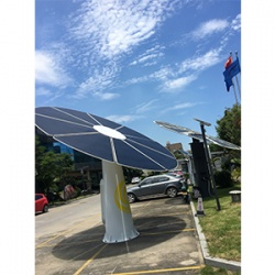 Solar Multi-Function Charging  Polein in Fujian Province